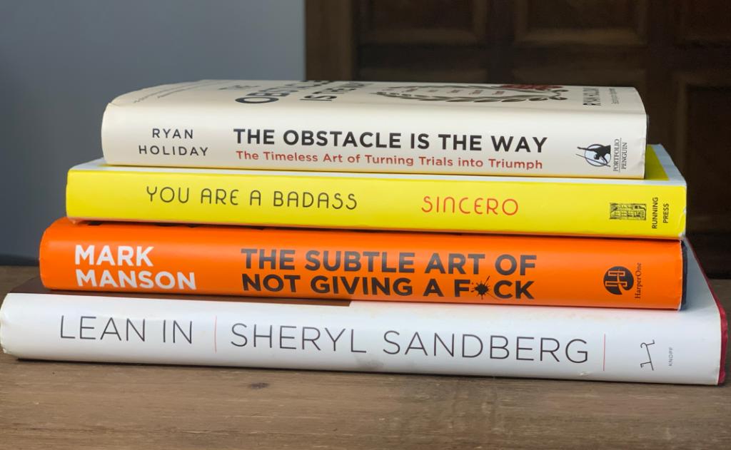 books for career motivation